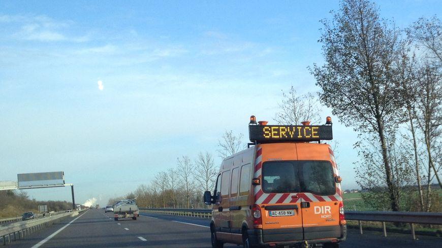 L'A25 entre Lille et Dunkerque voit passer 85.000 véhicules chaque jour.