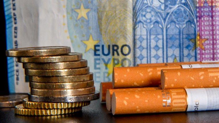 Le prix du paquet de cigarettes augmente d'environ 50 centimes ce 1er mars