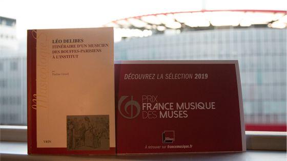""""""" Léo Delibes. Itinéraire d'un musicien, des Bouffes-Parisiennes à l'Institut """" de Pauline Girard (éd. Vrin)"""