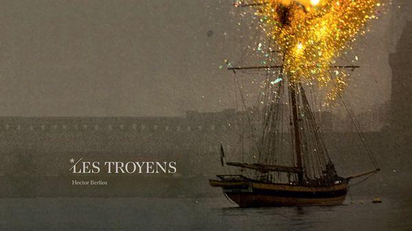 """""""Les Troyens"""" de Berlioz à l'Opéra Bastille"""