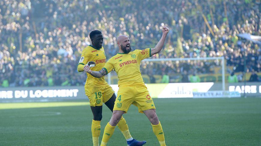 Le FC Nantes s'est imposé avec la manière, ce dimanche après-midi, face à Bordeaux (1-0) et se donne de l'air au classement.