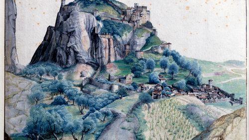 Épisode 1 :  Dürer, un peintre aux frontières