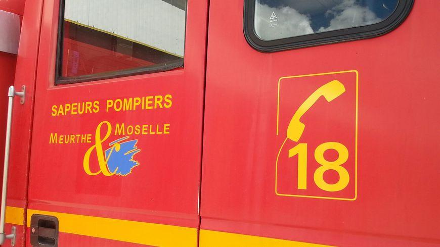 Le choc s'est produit vers 8h45 ce vendredi matin sur la RD1 à Damelevières
