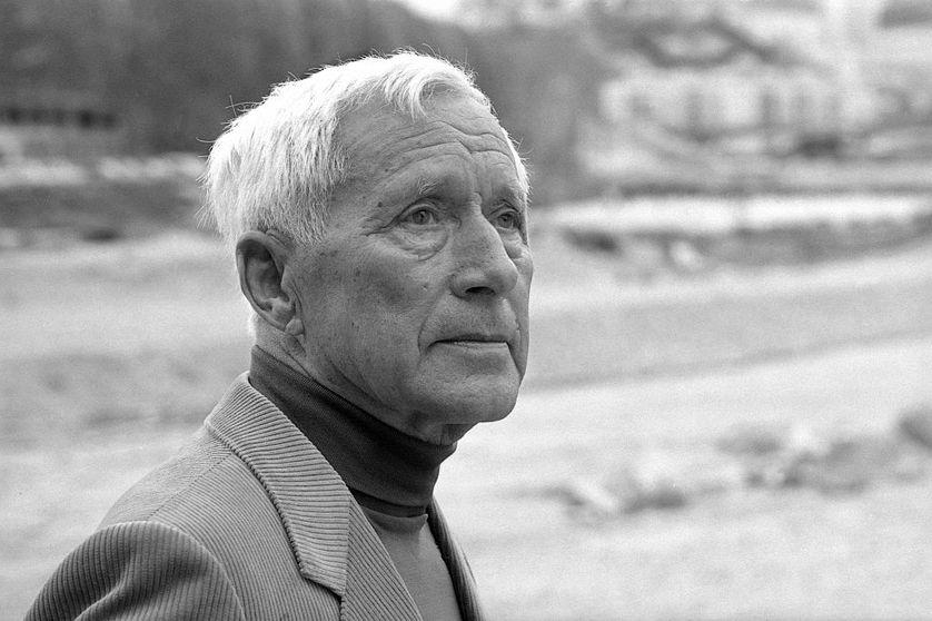 Ernst Jünger (1895-1998), un indestructible dans la tempête du XXème siècle  - Ép. 1/8 - 1945 : 75 ans après