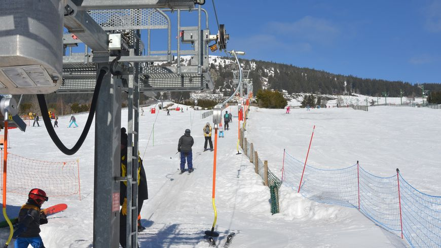 De la neige, du soleil et des skieurs , le cru 2019 est excellent