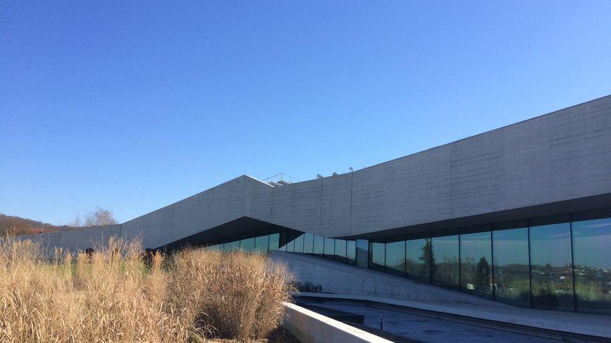 Le centre international d'art pariétal Lascaux 4
