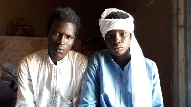 Abdoulaye et Moussa Ali ont passé trois ans au sein de Boko Haram au Niger