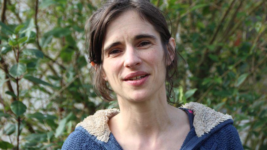 """""""Je vais essayer de faire ma part pour faire réagir les gens"""" Lucie Auvray"""