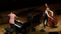 Improvisation d'Elise Dabrowski et de Claudine Simon