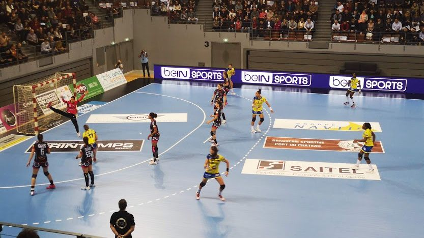 Le Brest Bretagne Handball et Metz Handball s'affrontaient pour la première fois en Ligue des champions