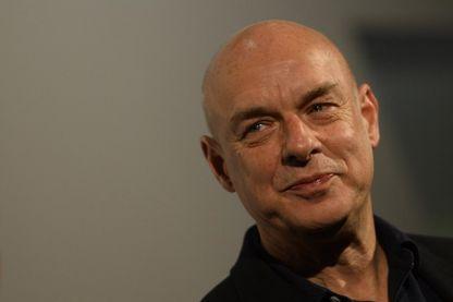 Le musicien Brian Eno