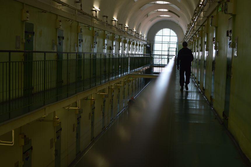 Le grand débat national s'invite à la prison de Bourges.