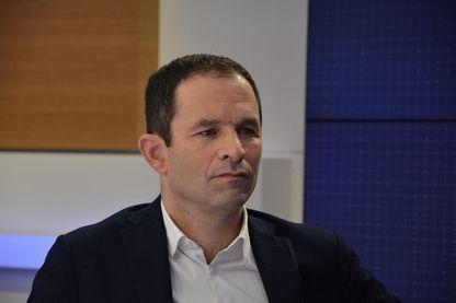 Benoît Hamon, ancien candidat PS à l'élection présidentielle et fondateur du mouvement Génération.s