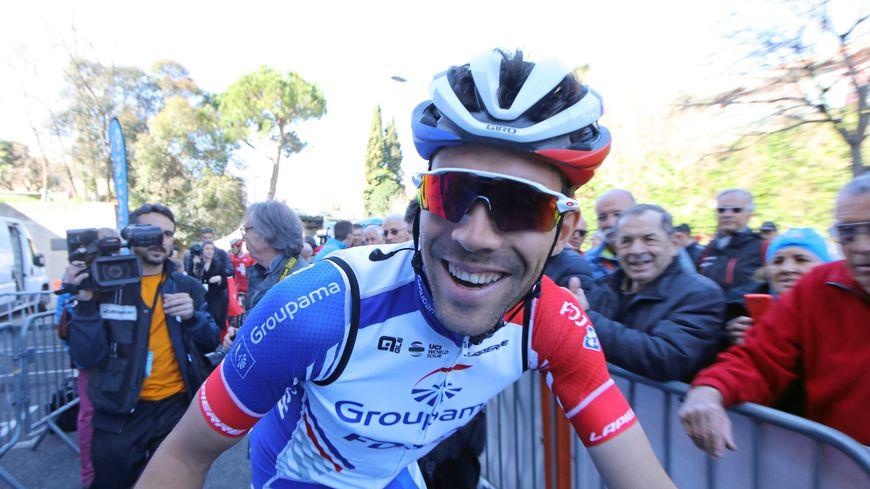 Thibaud Pinot (Groupama-FDJ) a remporté le 51e Tour du Haut-Var Groupe Nice-Matin