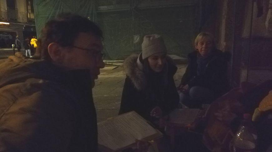 Avec un questionnaire, 550 bénévoles sont allé à la rencontre des sans-abris dans les rues de Rennes