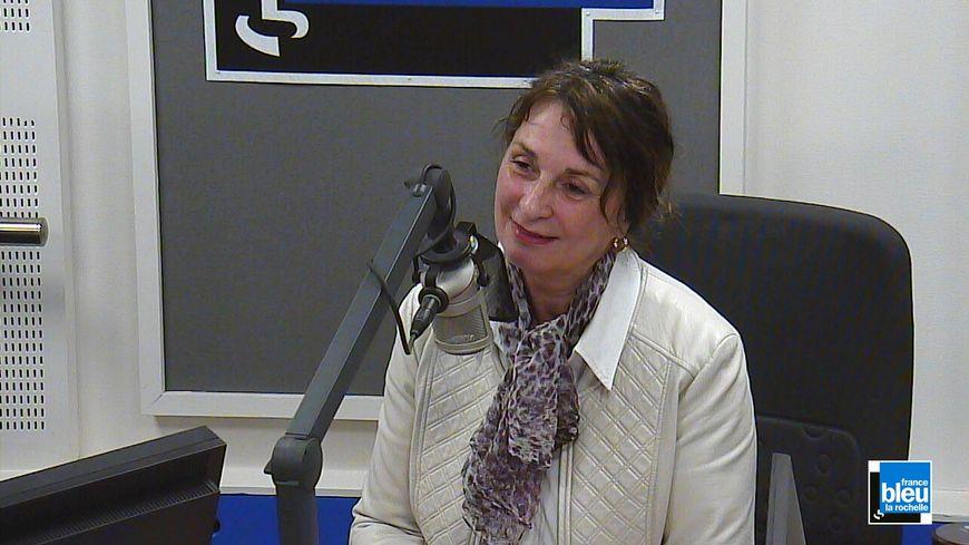 """Françoise Mesnard, maire de la commune de Saint-Jean-d'Angély, était l'invitée de """"Débattons Ensemble""""."""