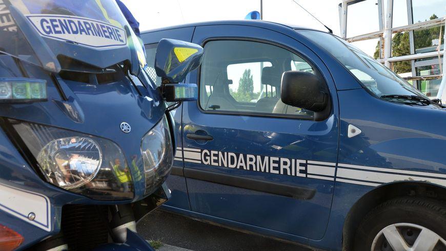 Ce sont les gendarmes du peloton motorisé de Cambrai qui ont interpellé le jeune chauffard / Image d'Illustration