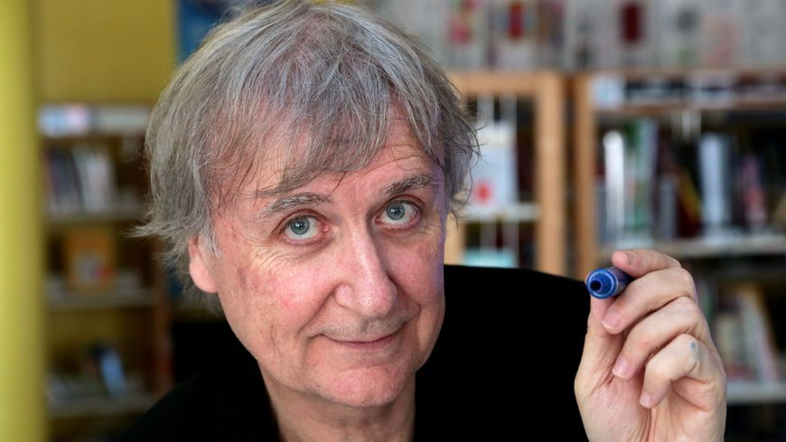 Plantu, dessinateur du journal Le Monde, était devenu un ami de Gérard Vandenbrouck