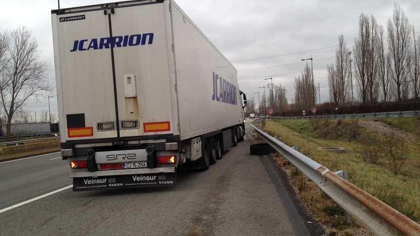 Le tribunal administratif de Pau annule l'arrêté d'interdiction de circulation des poids lourds sur la portion de la départementale 834