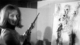 Hommage au Facteur Cheval, de Niki de Saint Phalle