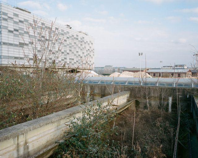 Ancienne usine des eaux, Ivry-sur-Seine