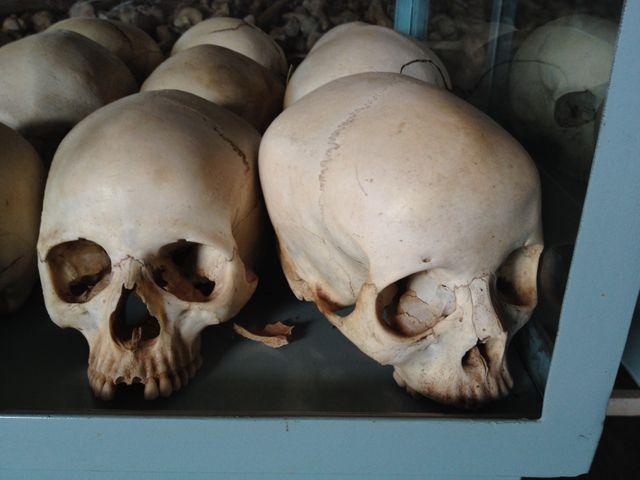 Les massacrés de Bisesero, Rwanda.