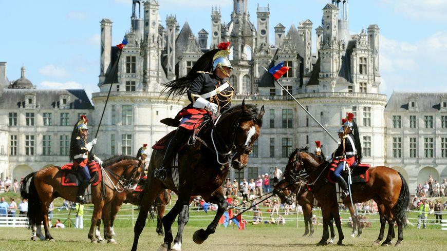 700 événements sont organisés en 2019 en Centre-Val de Loire pour célébrer les 500 ans de la Renaissance dont un spectacle fin juin avec 500 cavaliers à Chambord