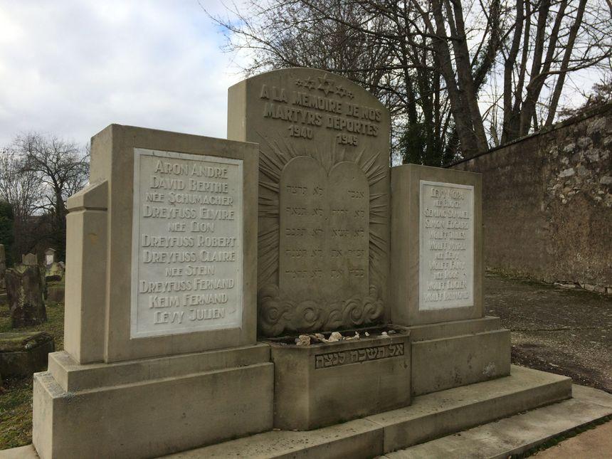 Le monument à la mémoire des victimes de la Shoah restauré par l'Etat allemand - Radio France