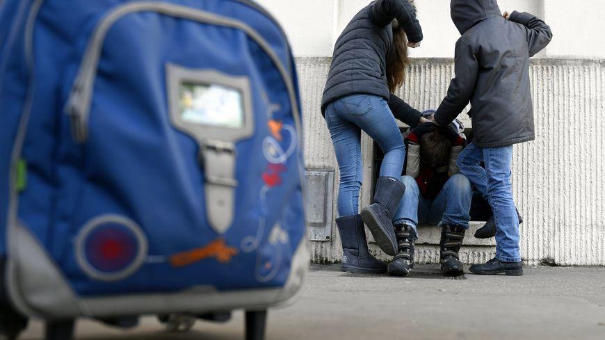 Il y aurait 700 000 enfants victimes de harcèlement scolaire en France. Illustration