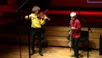 Improvisation du Duo Lori Freedman et Vincent Royer