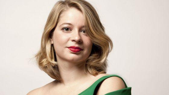 La soprano Marie Perbost