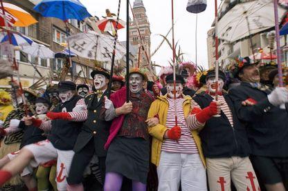 Carnaval de Dunkerque en 2007