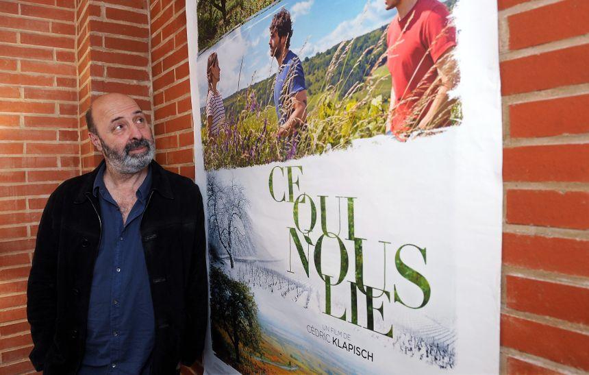 """Cédric Klapisch a tourné son dernier film """"ce qui nous lie"""" en Bourgogne."""