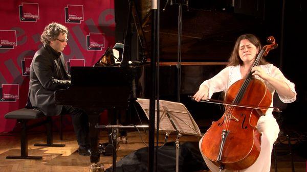 Chopin et Guridi par Emmanuelle Bertrand, Pascal Amoyel, Karol Beffa et Amel Brahim-Djelloul