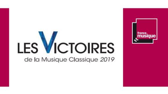 Les Victoires de la musique classique 2019