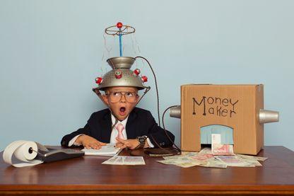 Le cerveau et l'argent