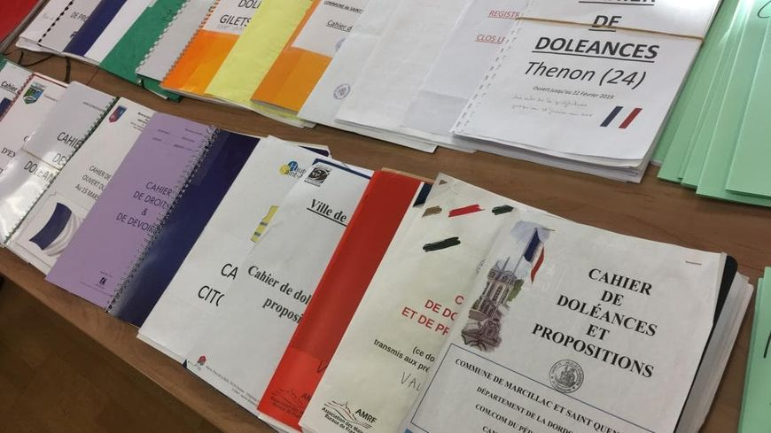 Les cahiers citoyens périgourdins vont maintenant être numérisés.