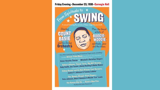 From Spirituals to Swing, Carnegie Hall 1938-39