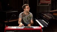 Simon Graichy interprète Ernesto Lecuona - avec le Laurent Coulondre Trio