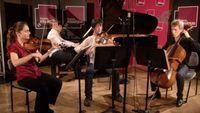 Schumann | Quatuor avec piano en mi bémol majeur op. 47 (Finale) par le Quatuor Abegg