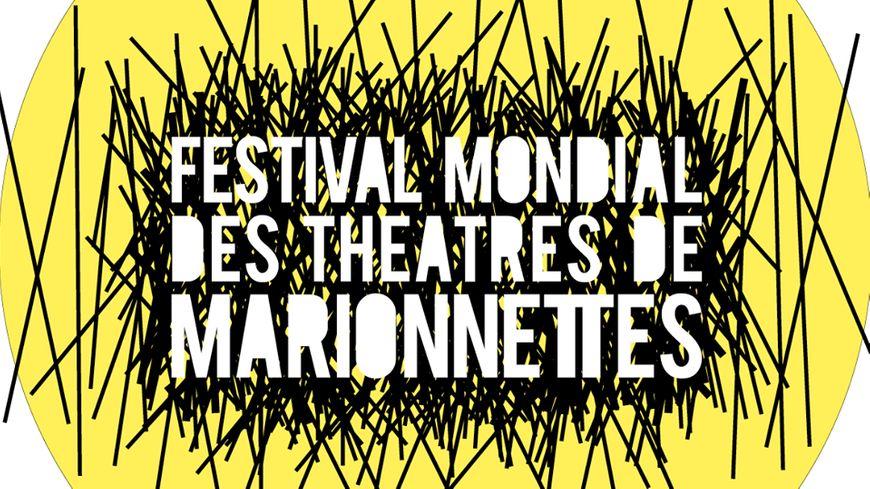 Logo du festival mondial des théâtres de marionnettes