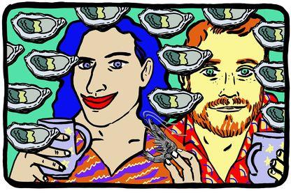 La mensuelle : lobbies, shopping mondial et mollusques marins