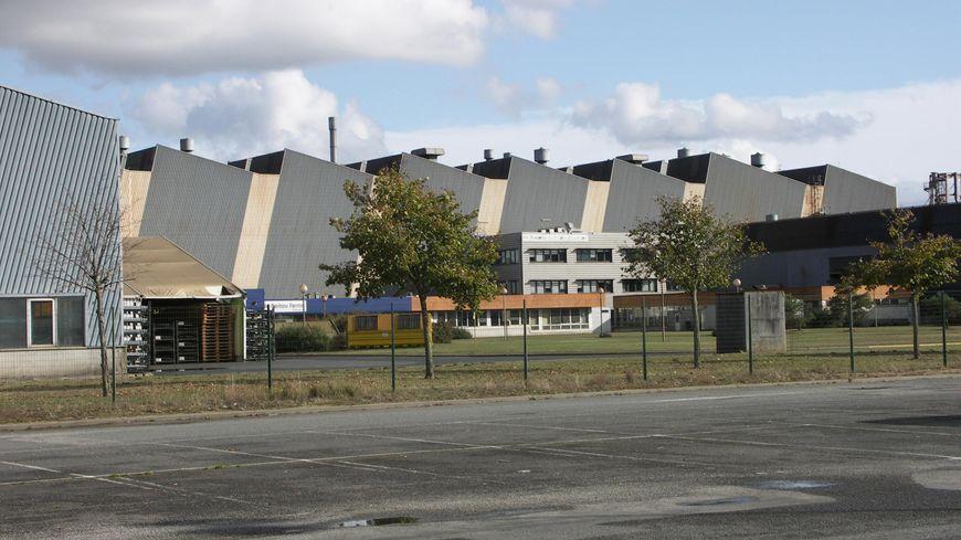 Les fonderies du Poitou à Ingrandes sur vienne