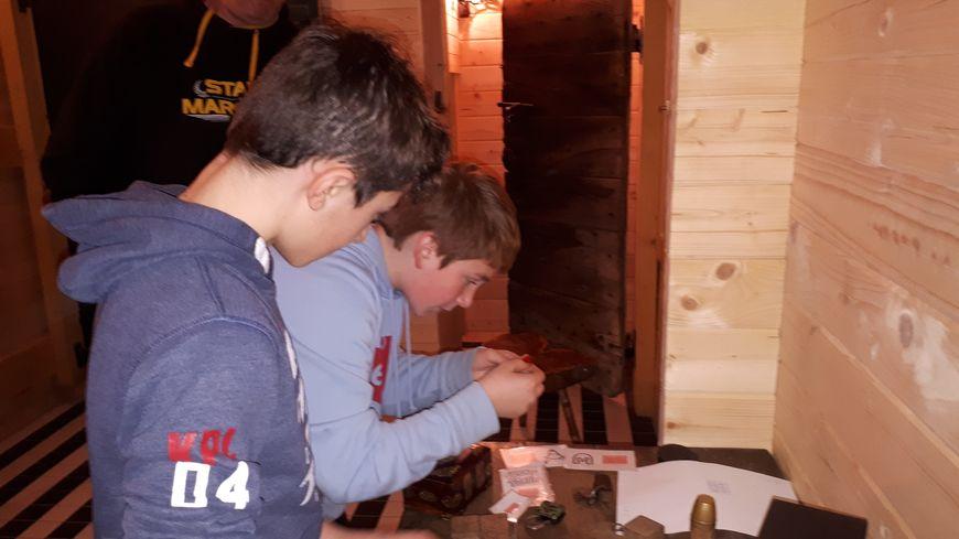 Puzzles, codes à déchiffrer et autres casse-têtes à résoudre en équipe !