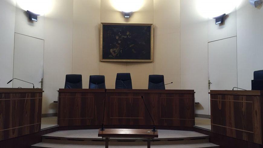 Le tribunal de Cherbourg