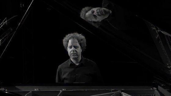 Le pianiste Nicolas Stavy