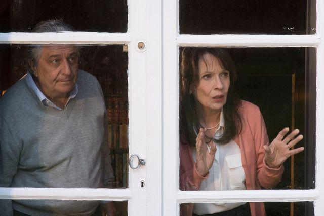 """Christian Clavier et Chantal Lauby dans """"Qu'est-ce qu'on a encore fait au Bon Dieu"""""""
