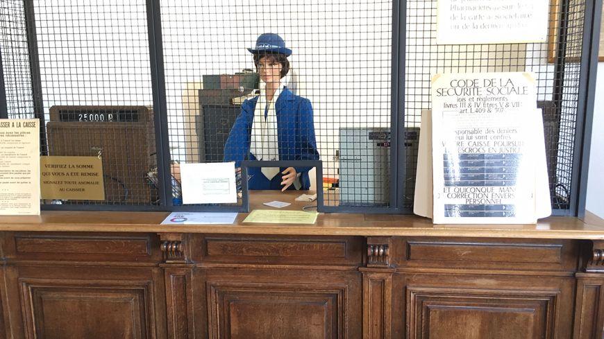 Visite du Musée national de l'Assurance maladie