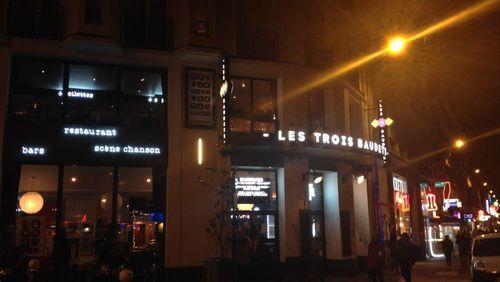 """Une journée à la radio : """"condensé de Jean Lec"""", chansonnier de Montmartre"""