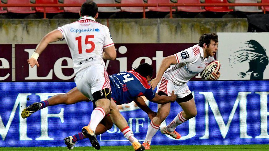 A l'aller, Biarritz s'était incliné 21-23 à Aguiléra face à Béziers